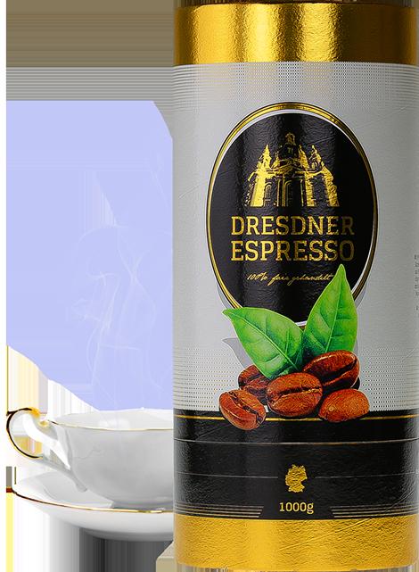Kaffee-Dose-Tasse-Dampf